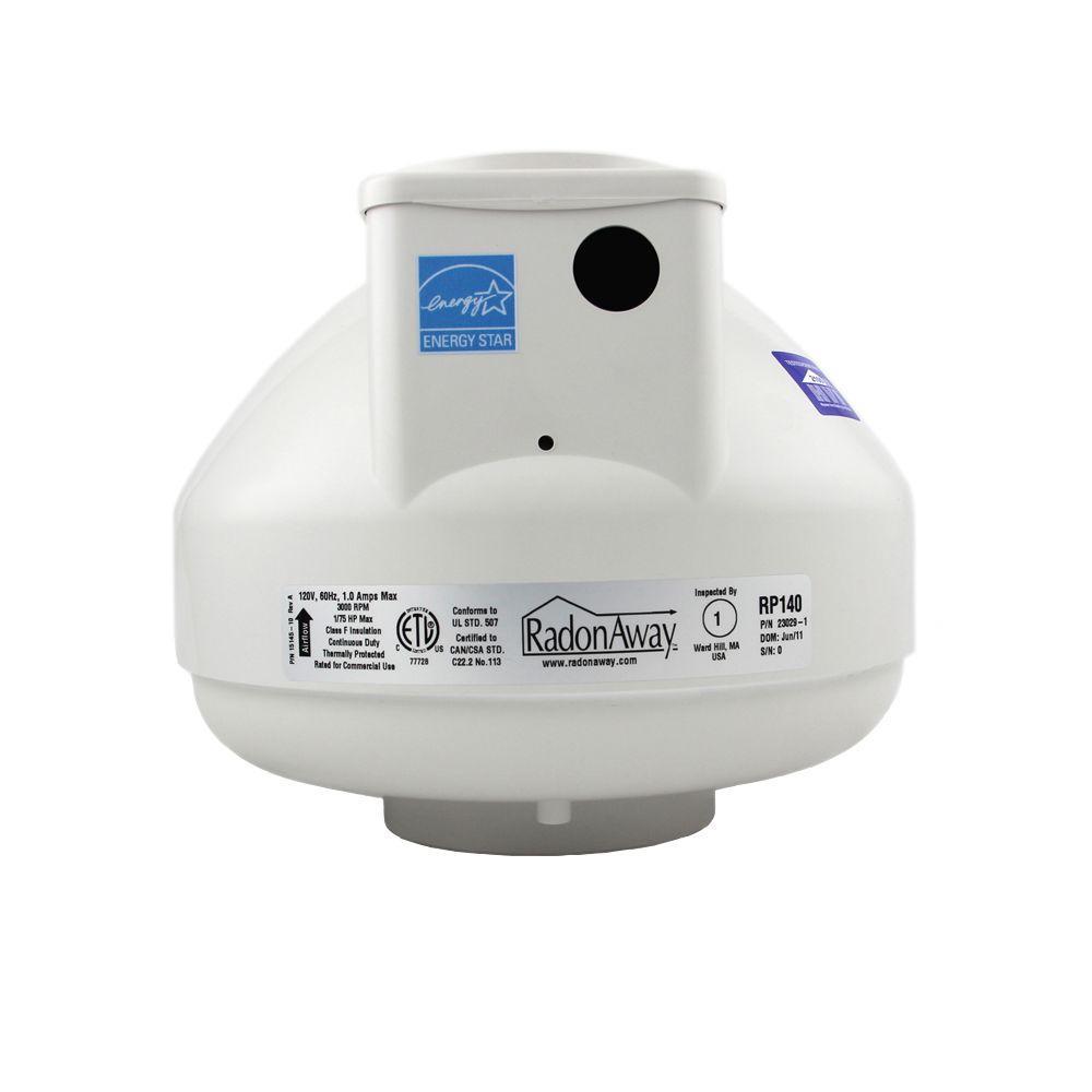 RP140 Radon Fan
