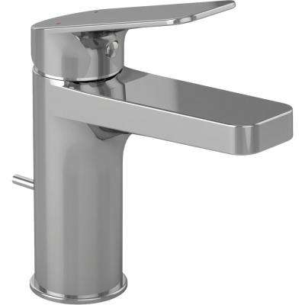 Oberon S Single Hole Single-Handle Bathroom Faucet 1.2 GPM in Polished Chrome