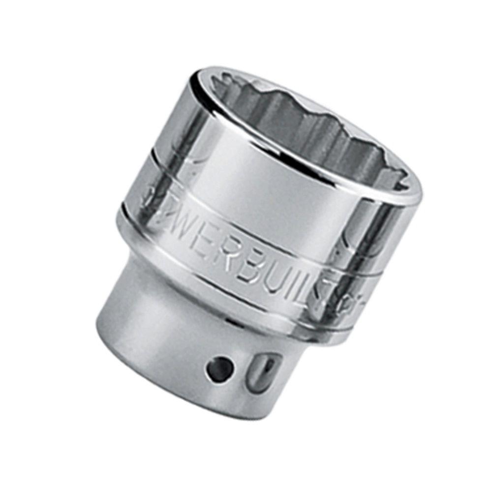 Alltrade 3/4 in. Drive 46 mm 12-Point Standard Socket