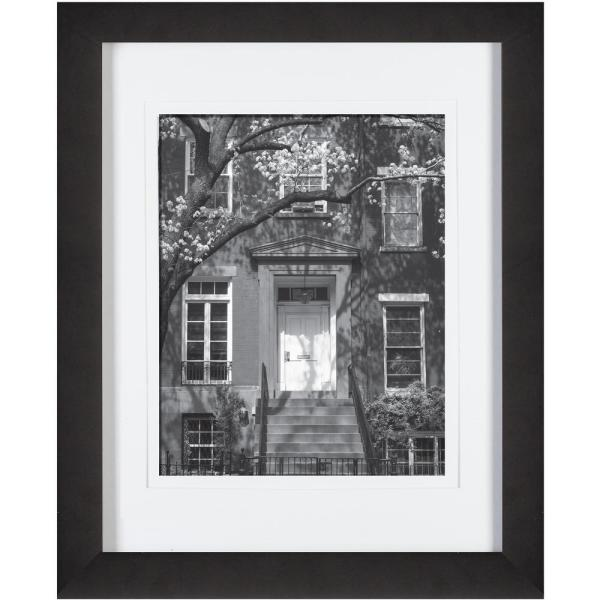 8 in. x 10 in. Black Picture Frame