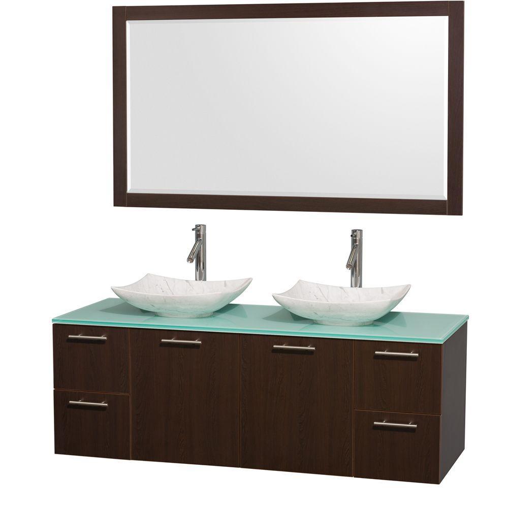 Permalink to 32 new pict of 60 Inch Double Sink Bathroom Vanity