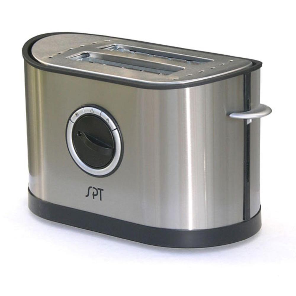 SPT 2-Slice Stainless Steel Toaster