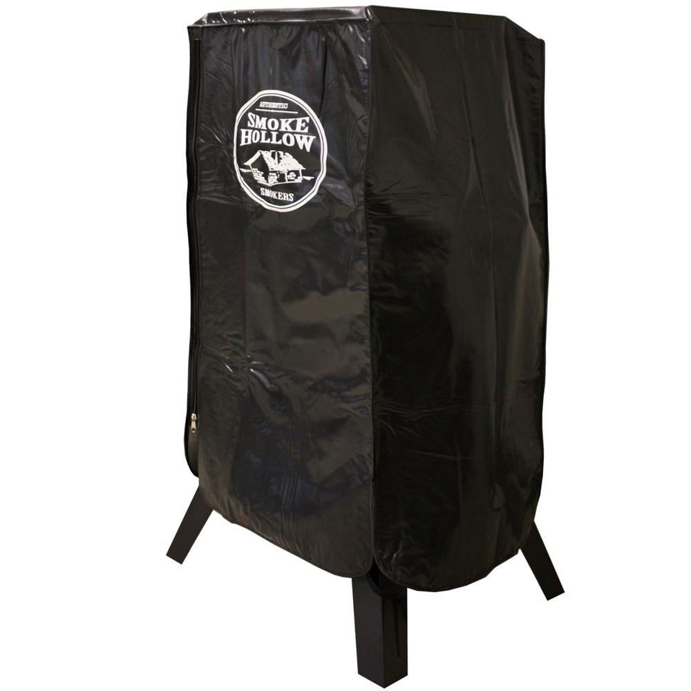 Smoke Hollow Small Vertical Smoker Cover, Black