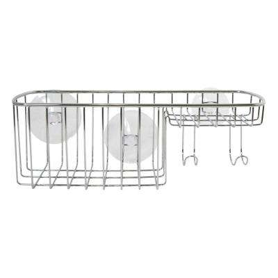 Rondo Combo Basket in Stainless Steel