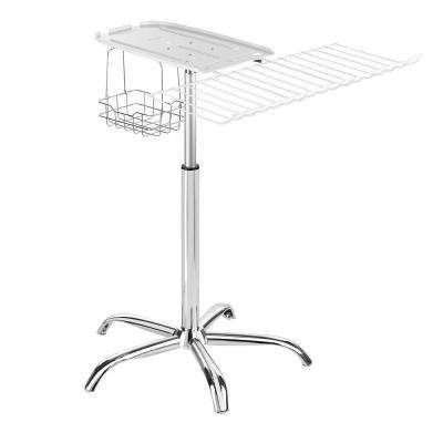 Aria Telescopic Sit-Down, Stand-Up Press Stand