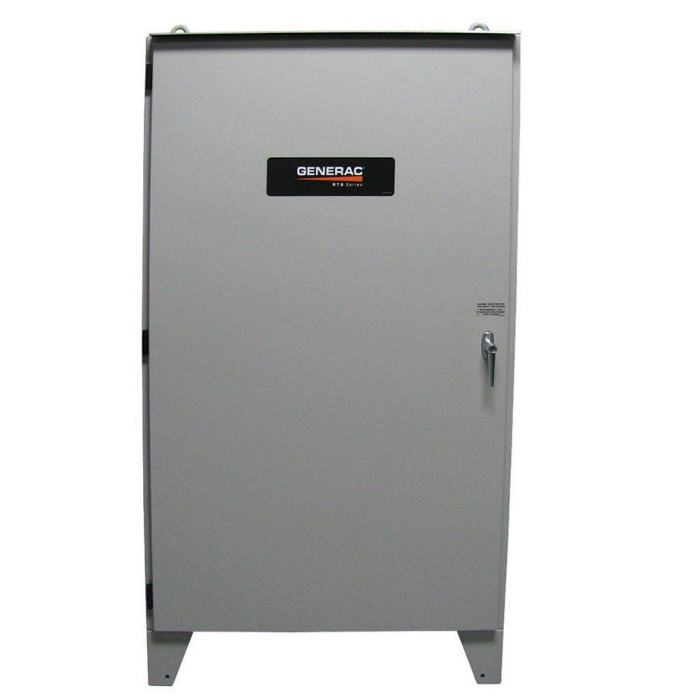 generac 120/208 -volt 800 amp indoor and outdoor automatic transfer switch