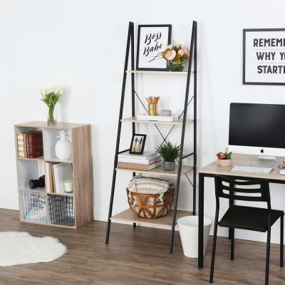 Ladder Bookcases Home Office Furniture The Home Depot