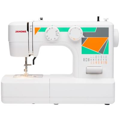 MOD-15 Easy-to-Use Sewing Machine with Top Drop-In Bobbin System