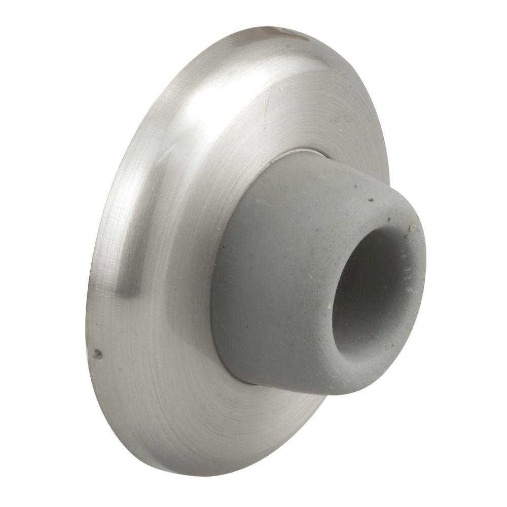 Prime Line 2 1 2 In Diameter Brushed Stainless Steel