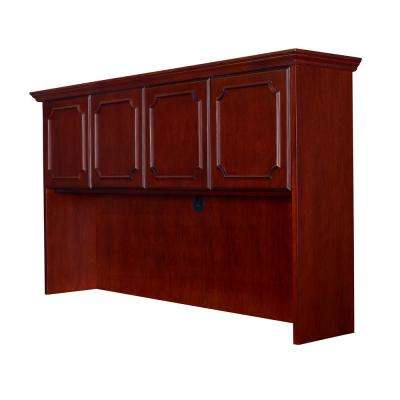 69 in. Pestige Mahogany  Hutch