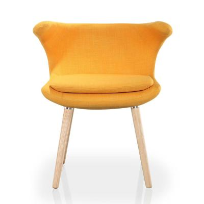 Yellow Clipper Chair