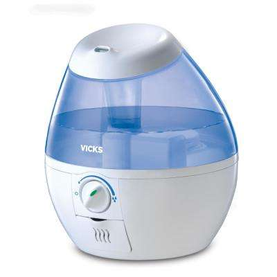 0.5 Gal. Filter Free Mini Cool Mist Humidifier