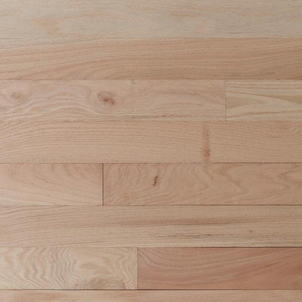 Random Length Solid Hardwood Flooring, 2 Common Red Oak Flooring