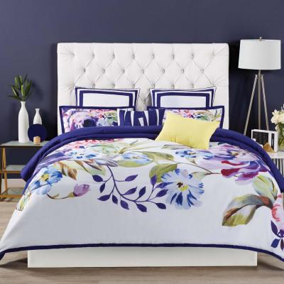 Garden Bloom 3-Piece Multiple Queen Comforter Set
