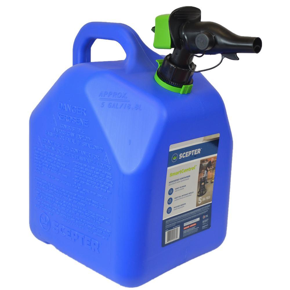 5 Gal. Smart Control Kerosene Can