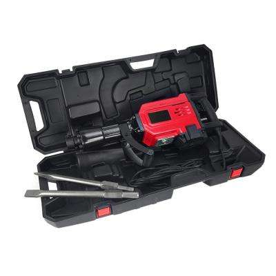 2800-Watt Heavy-Duty Electric Demolition Jack Hammer Concrete Breaker