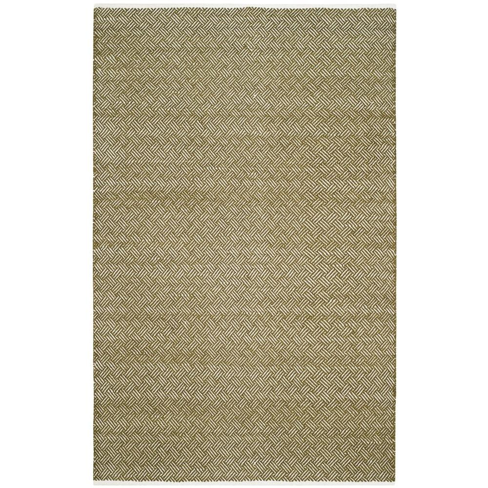 Safavieh Boston Olive 8 Ft X 10 Area Rug