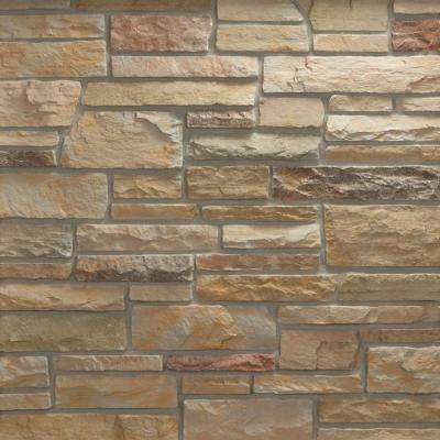 Pacific Ledge Stone Mendocino Flats 150 sq. ft. Bulk Pallet Manufactured Stone