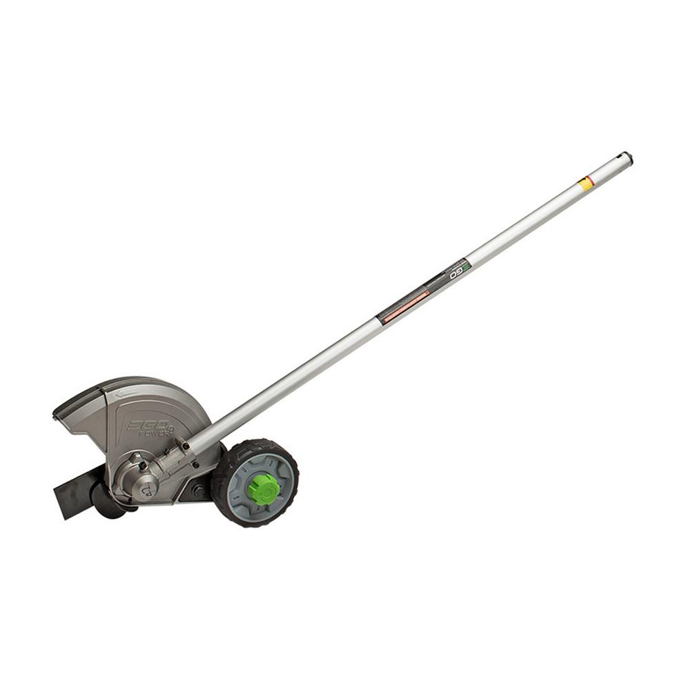 Ryobi ONE  9 in. 18-Volt Lithium-Ion Cordless Edger - Battery and ...