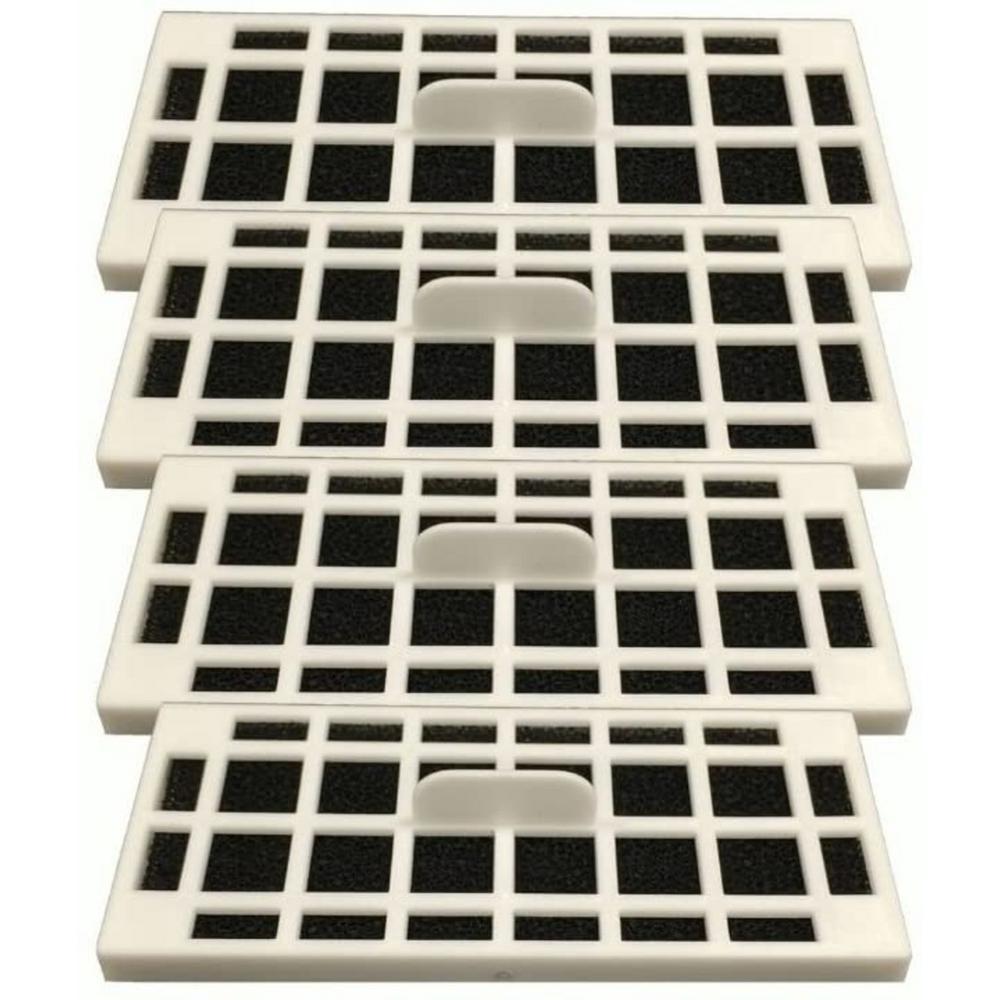 GE Fridge Odor Air Filters for Cafe Series fits CFE28TSHSS, CYE22TSHSS, CZS25TSESS and CNS23SSHSS (20 Count)