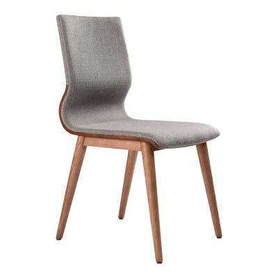 Robin Gray Fabric Dining Chair - Set of 2