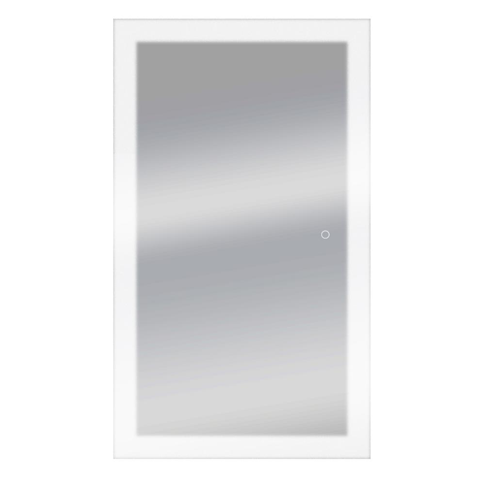 Royal 35 in. x 60 in. LED Wall Mounted Backlit Vanity