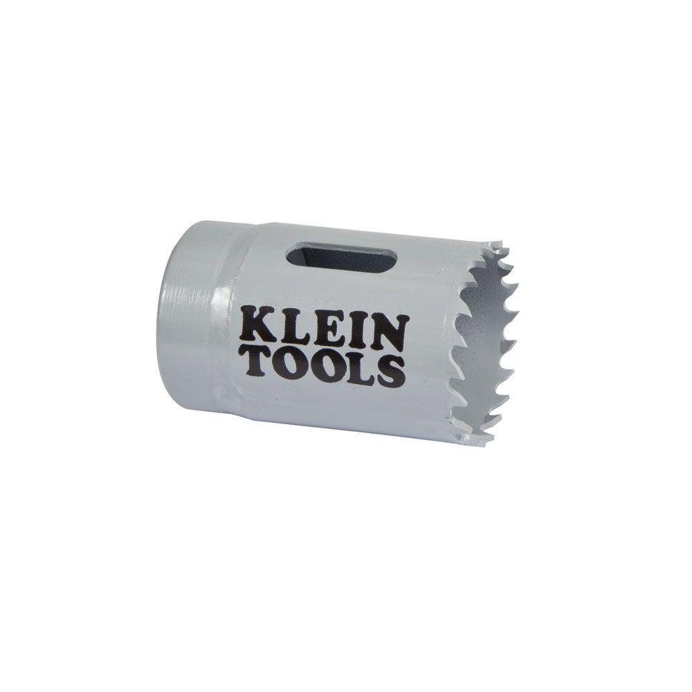 Klein Tools 1-1/4 in. Bi-Metal Hole Saw