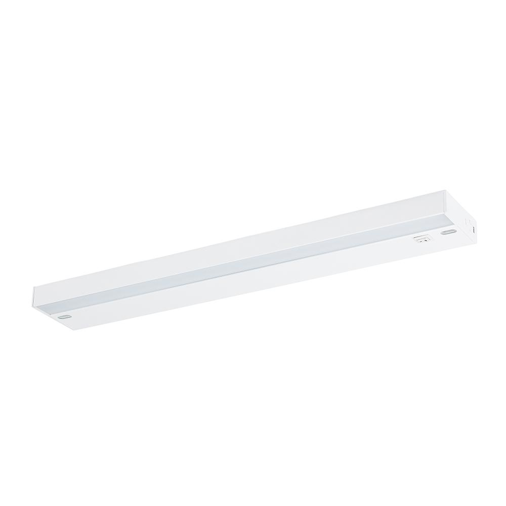 18 in. Antibacterial LED White Under Cabinet Light
