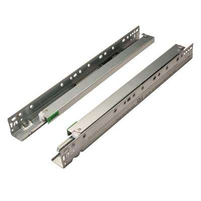 21 in. Full Extension Ball Bearing Under Mount Drawer Slide (1-Pair)