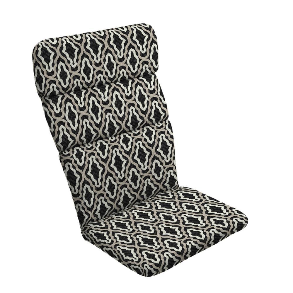 DriWeave Amalfi Trellis Outdoor Adirondack Chair Cushion