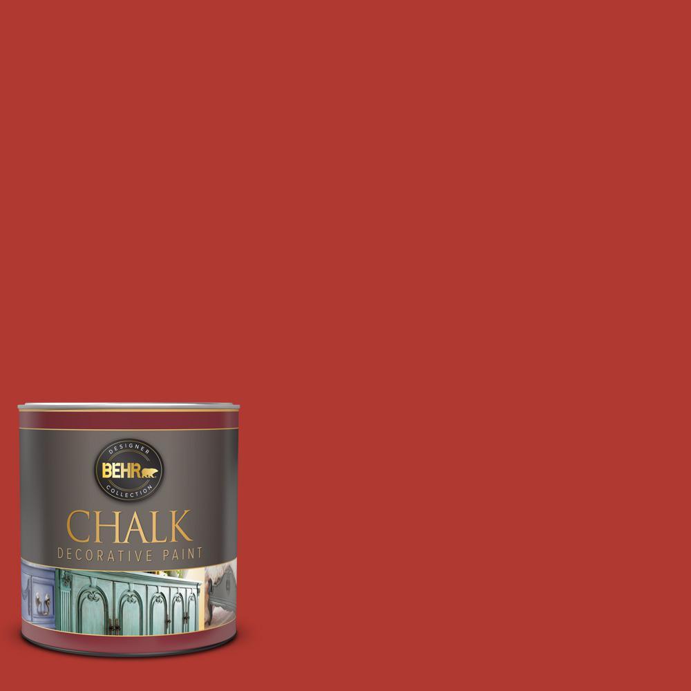 BEHR 1 qt. #BCP05 Ladybug Interior Chalk Decorative Paint