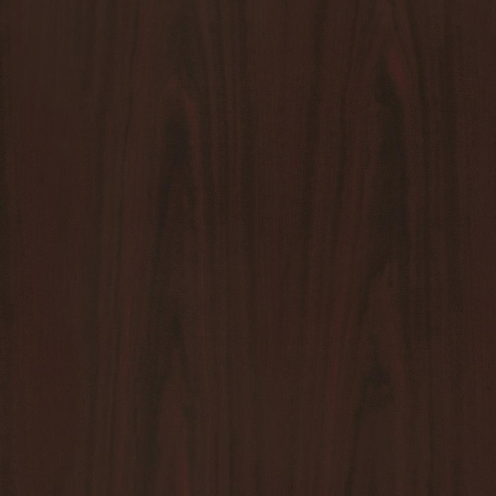 48 in. x 144 in. Laminate Sheet in Empire Mahogany with