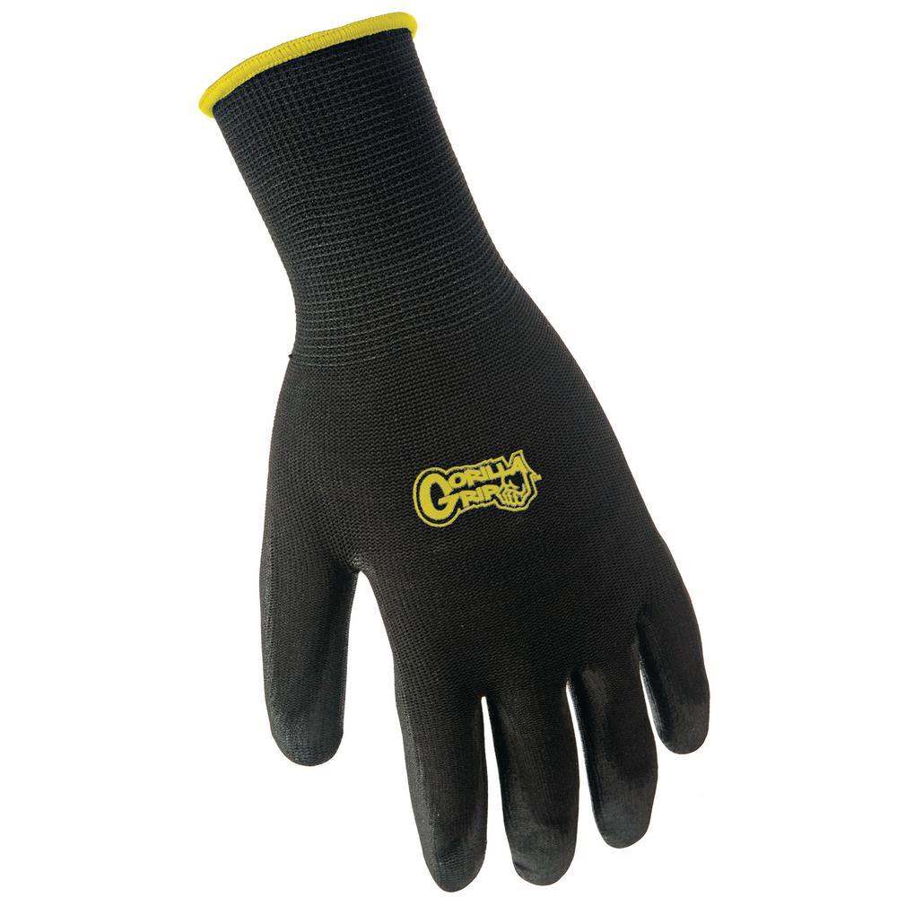 Medium Gorilla Grip Gloves (50-Pair)