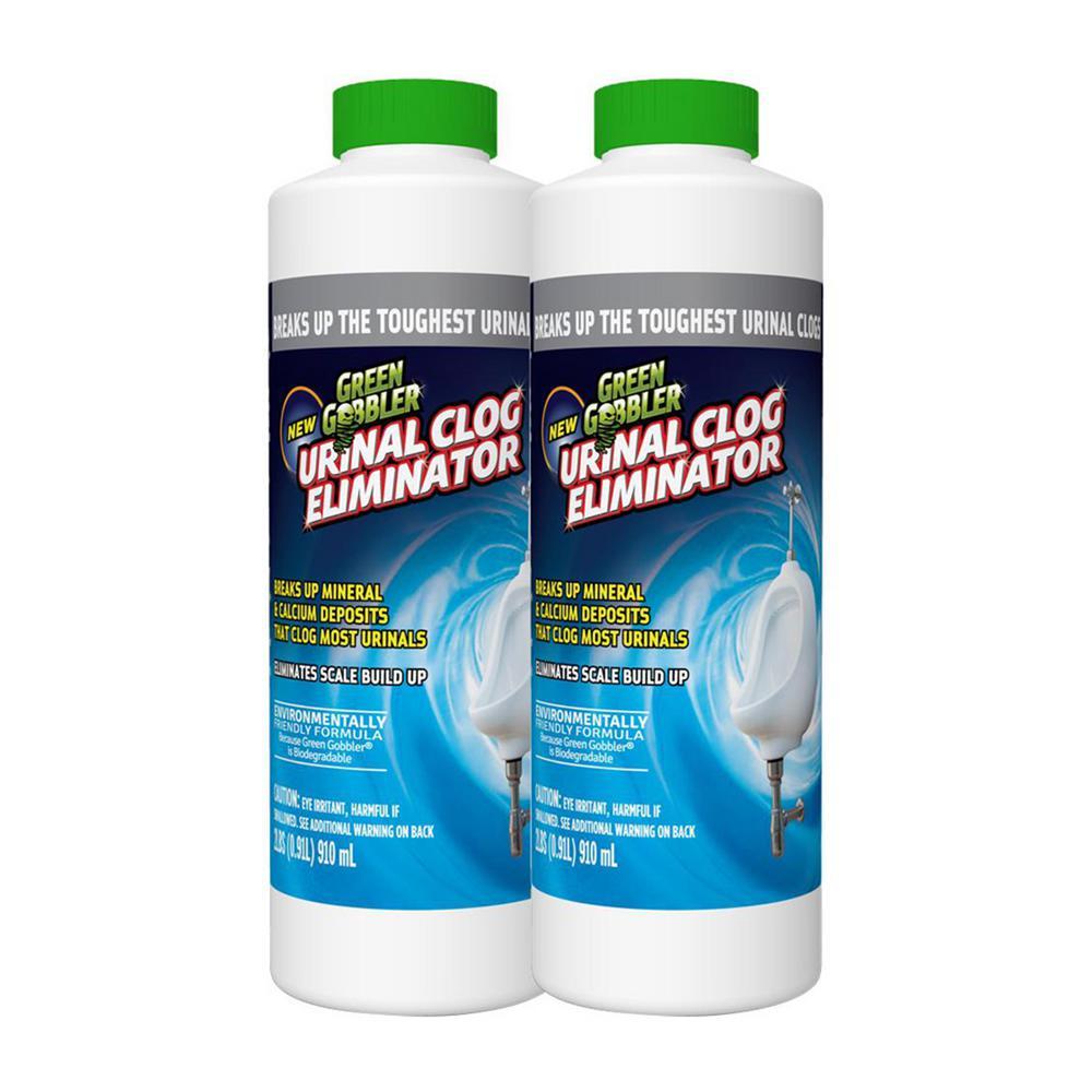 2 lbs. Urinal Clog Eliminator (2-Pack)