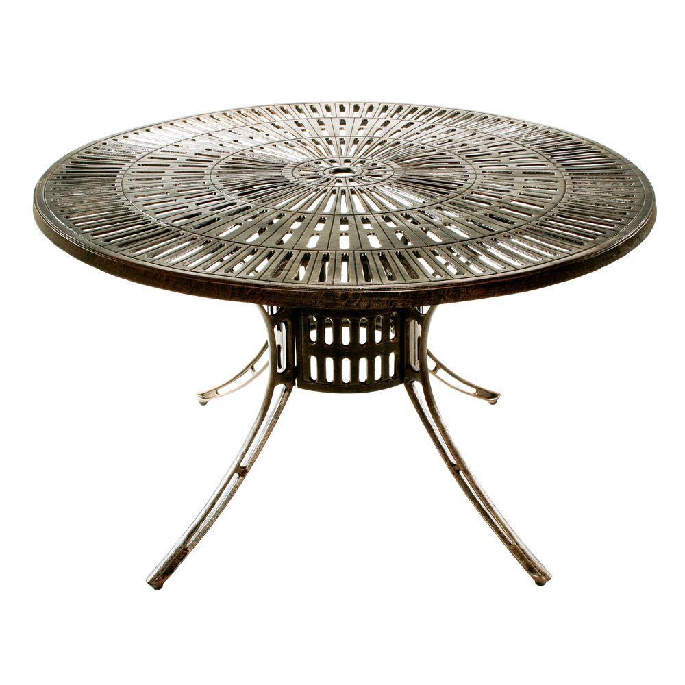 Sunray Patio Dining Table