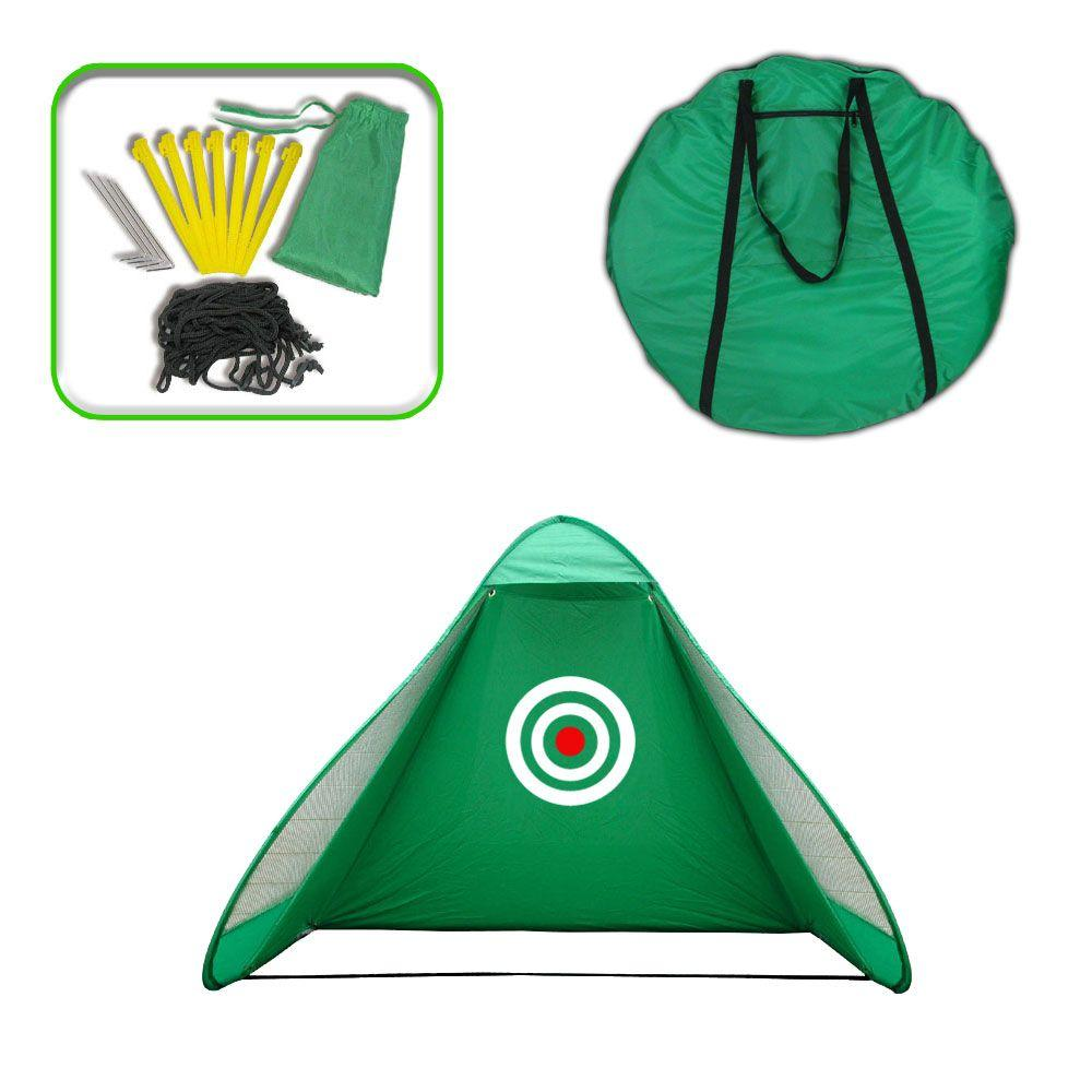 Trademark Games 120 in. Portable Golf Practice Net with Carry Bag
