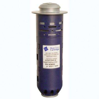 DuoClear Pool Sanitizer Replacement Cartridge for 35,000 Gal.