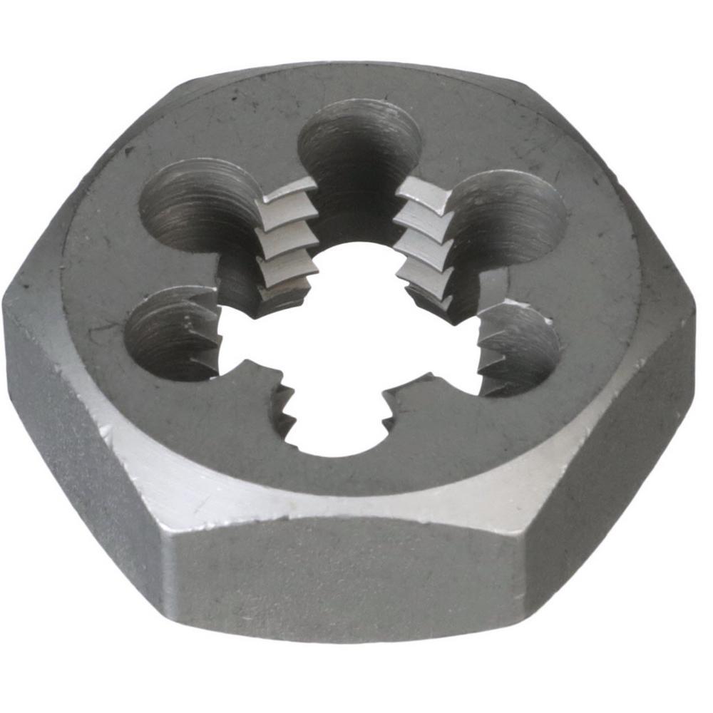 Drill America m17 X 2 Carbon Steel Hex Rethreading Die DWT Series