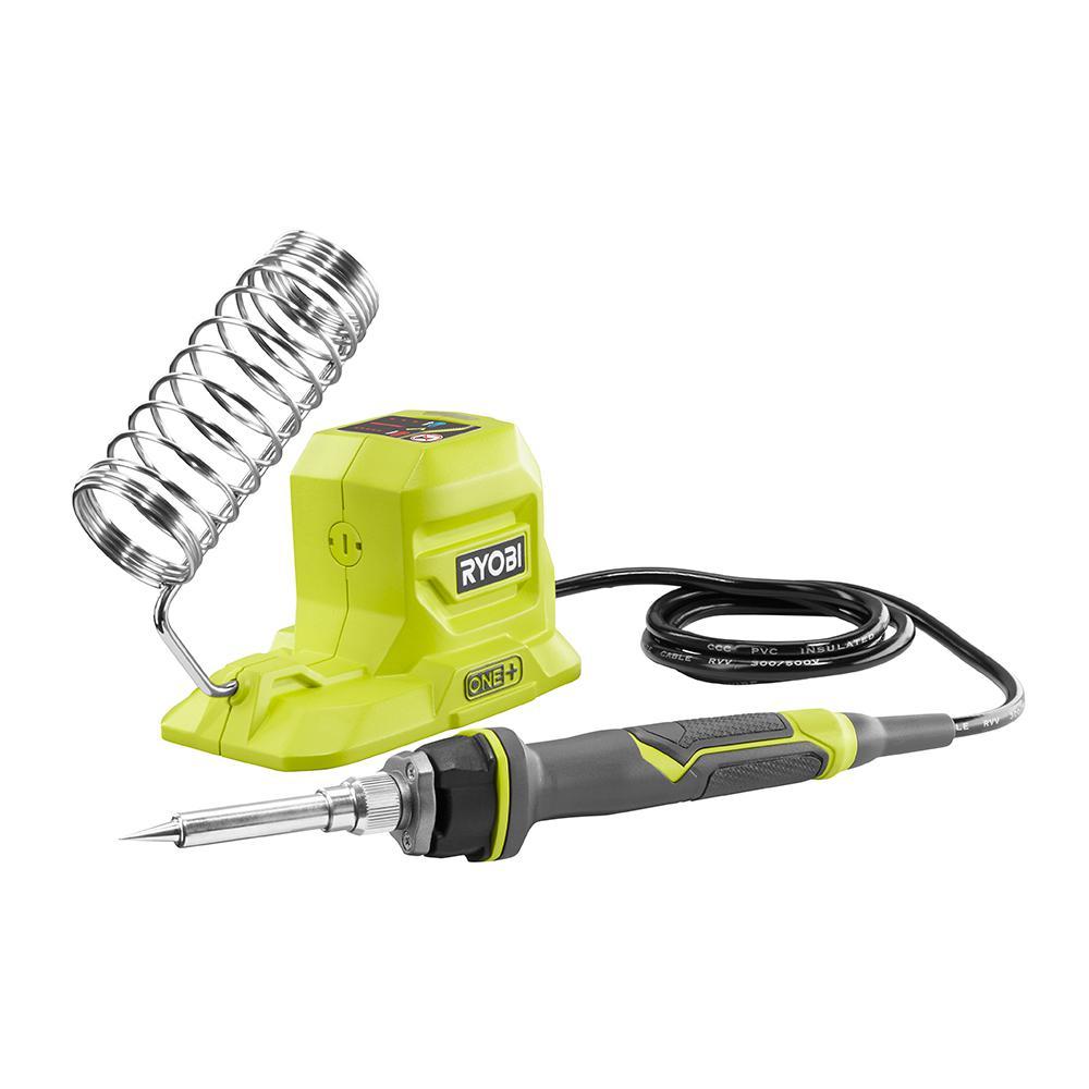 18-Volt ONE+ 40-Watt Soldering Iron (Tool-Only)