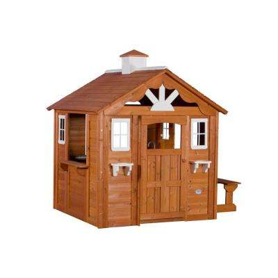 Summer Cottage All Cedar Playhouse