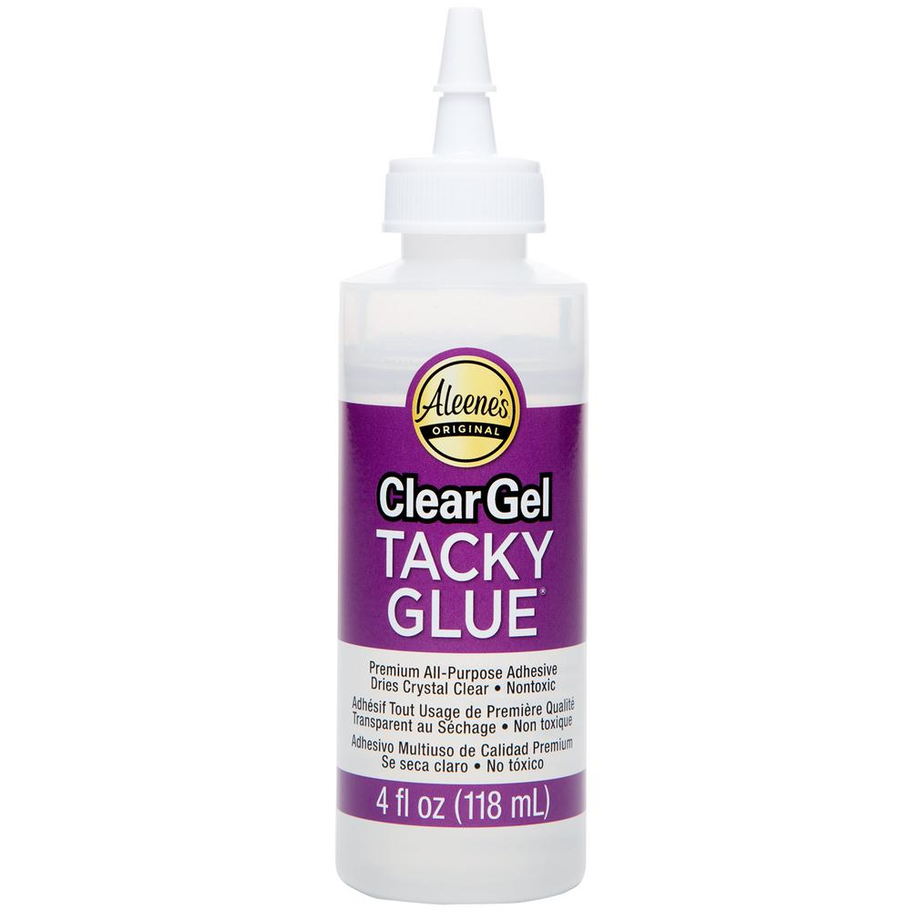 Aleene's 4 oz. Clear Gel Tacky Glue