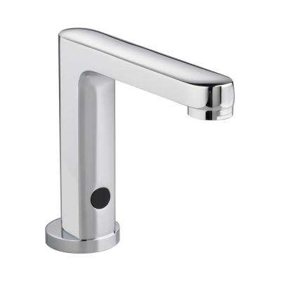Surprising Moments Selectronic Dc Powered Single Hole Touchless Bathroom Faucet 0 5 Gpm In Polished Chrome Download Free Architecture Designs Rallybritishbridgeorg