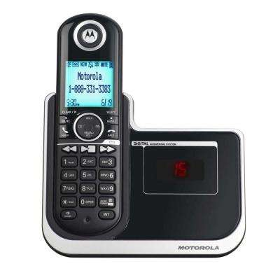 DECT 6.0 Cordless with Digital Answer1-Handset