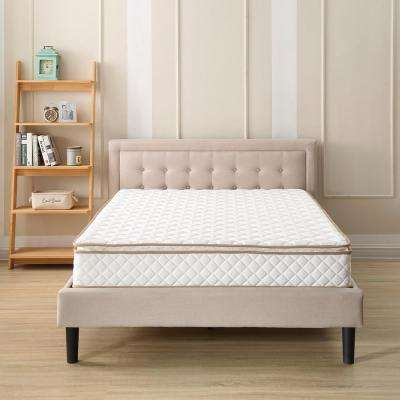 Classic Queen-Size Innerspring 10 in. Pillowtop Mattress