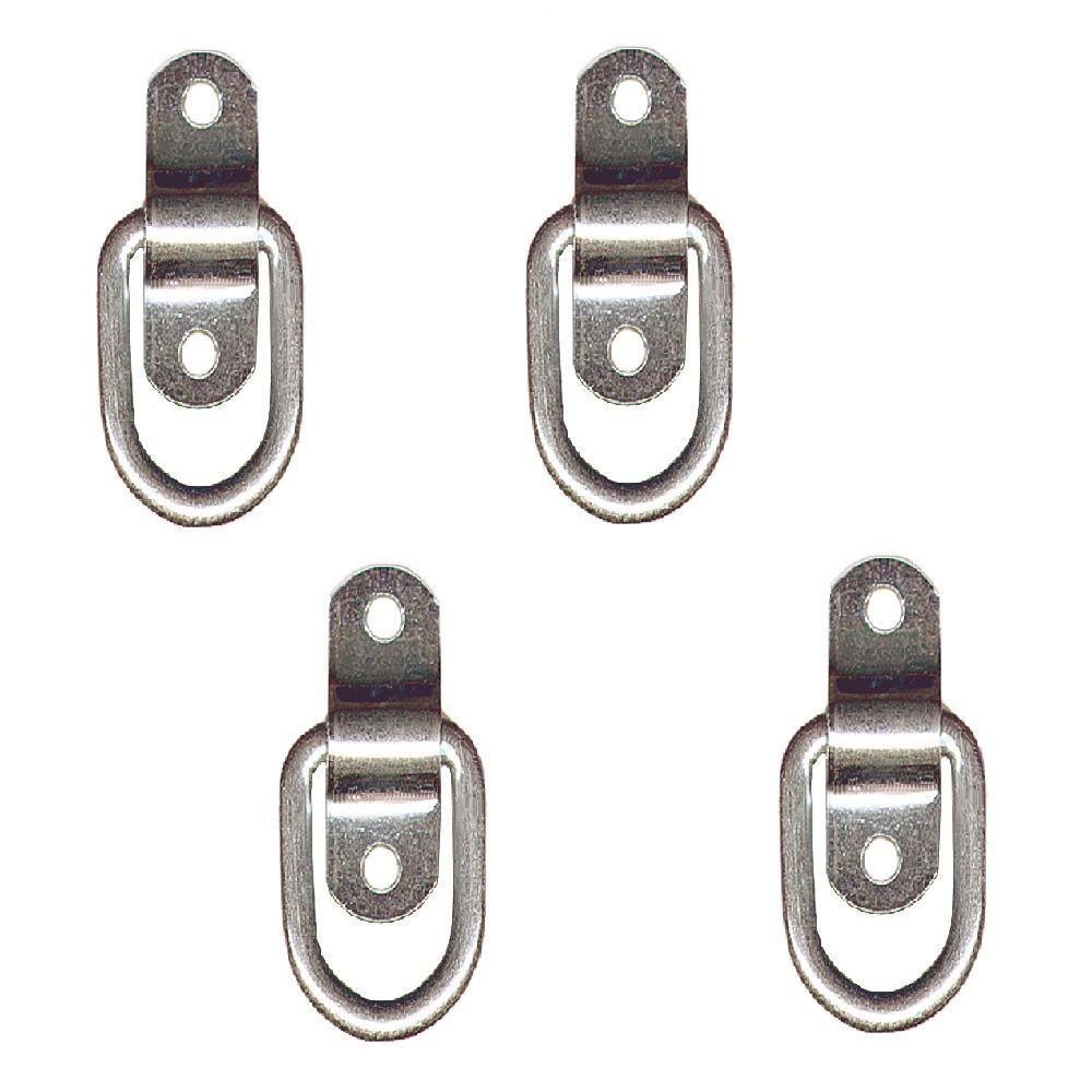 Stainless Steel Light Duty Anchor (4-Pack)