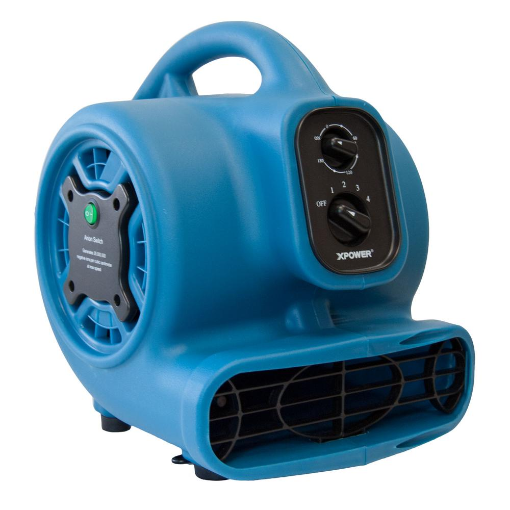 Xpower Freshen Aire 8 75 In 800 Cfm 4 Speeds Scented Air