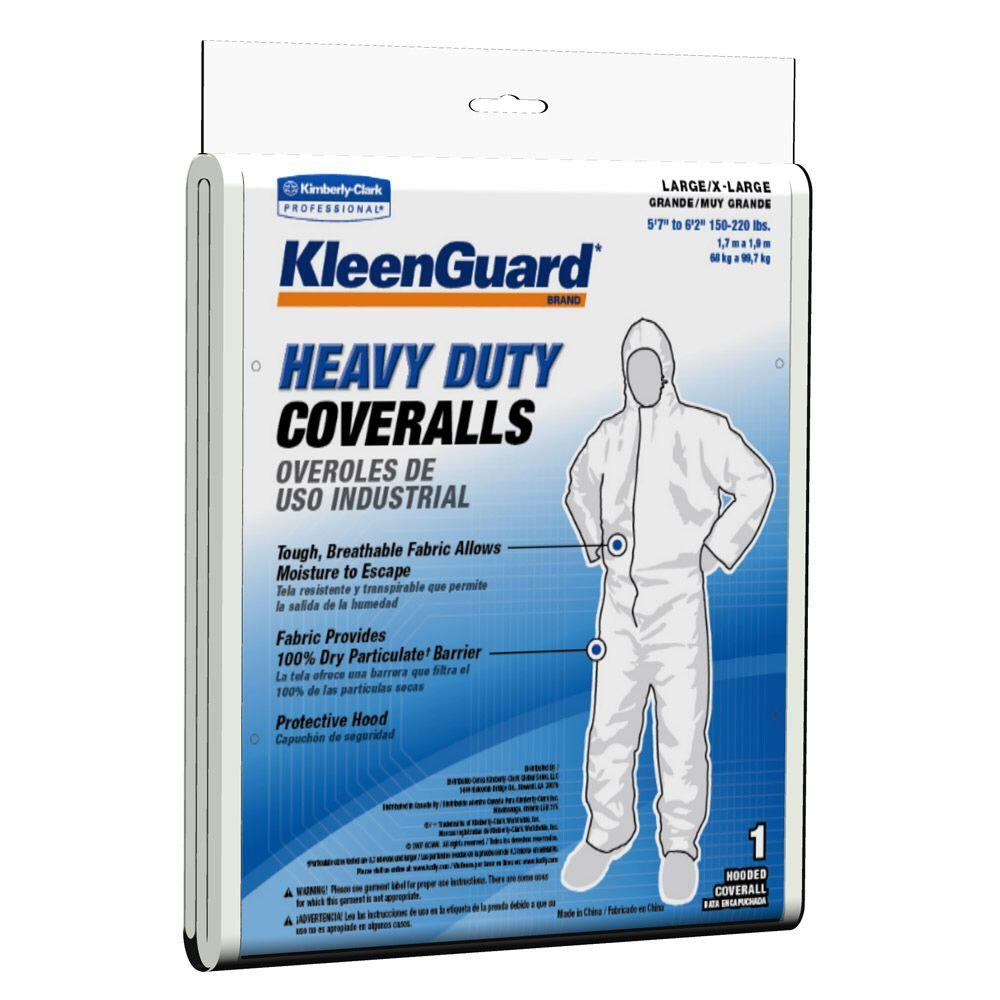 KLEENGUARD Heavy-Duty Coveralls
