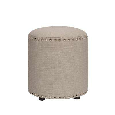 Laura Gray Backless Vanity Stool