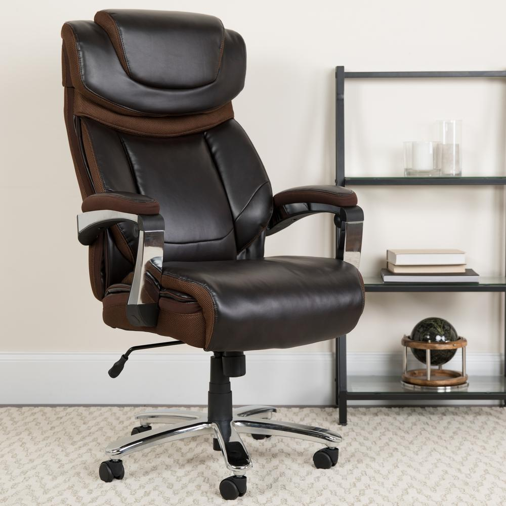 Brown Office/Desk Chair