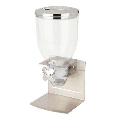 Designer Edition Stainless Steel Single Food Dispenser